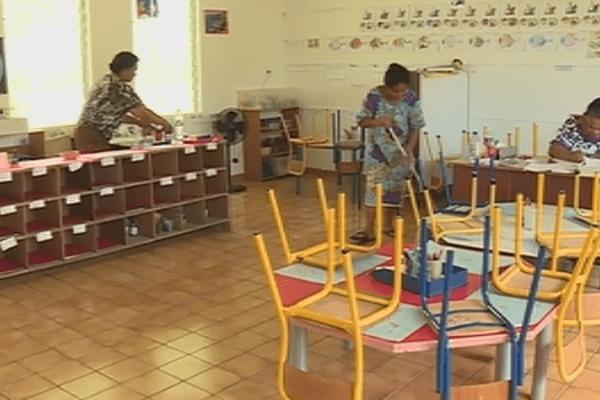 Ecole du Fiua à Futuna