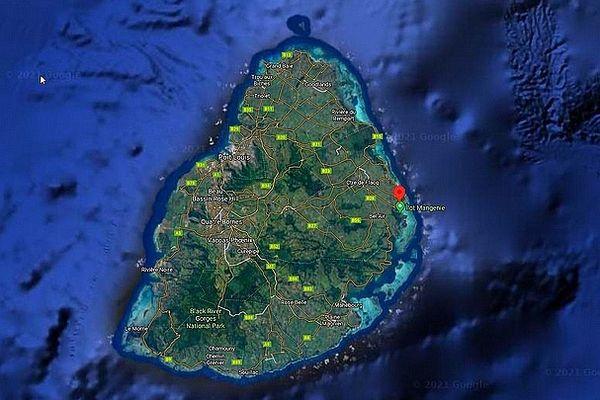 Trou d'Eau-Douce île Maurice