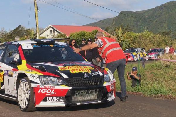 """Rallye automobile : Thierry Law Long remporte """"La Ronde de l'Est"""""""