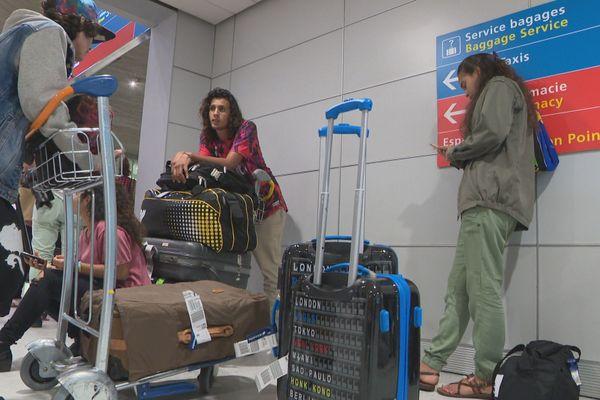 Aéroport étudiants