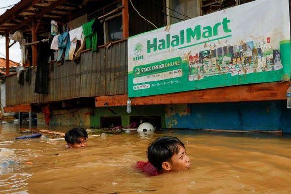 inondations Indonésie