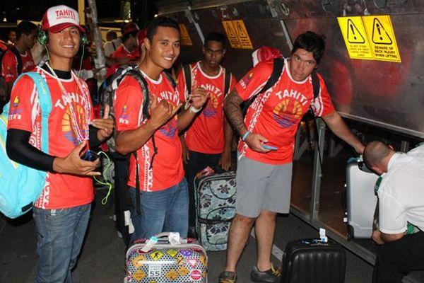Bus Brisbanne équipe Vaa'a