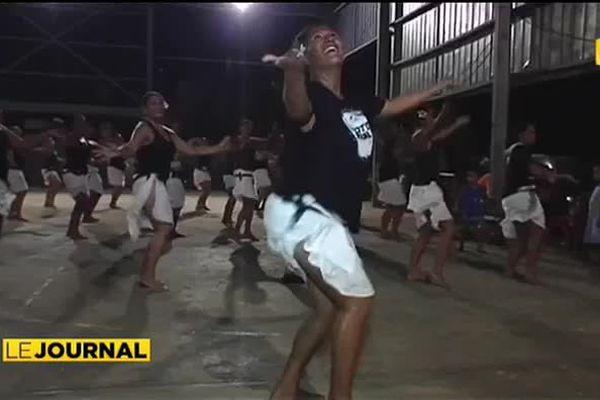 Heiva : Huahine entre dans la danse