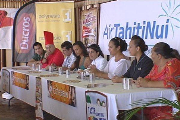 Tahiti Barbecue Contest conf
