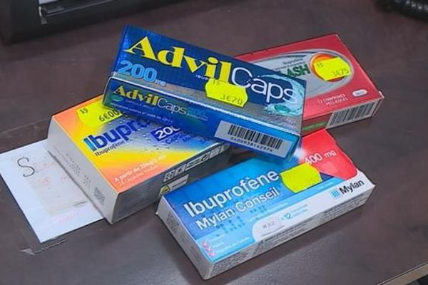 Ibuprofène
