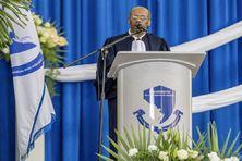 Discours du Président de l'UNIFA, le Dr Jean-Bertrand Aristide, lors de la cérémonie de remise de diplômes, le 14 mars 2021.