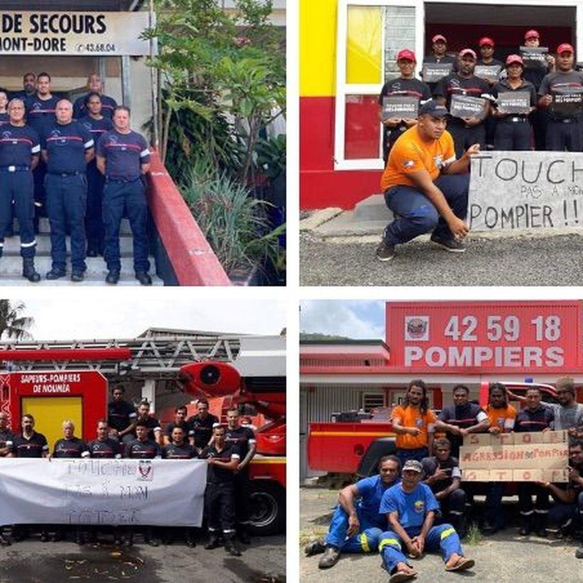 Quand une intervention des pompiers les mène aussi à l'hôpital