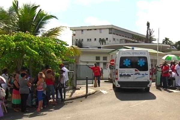 Grève-Trinité