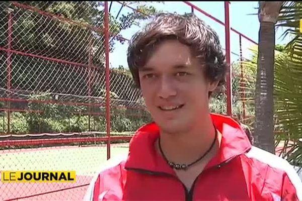 Tennis : Heve Kelley, 19 ans, en route pour la coupe Davis