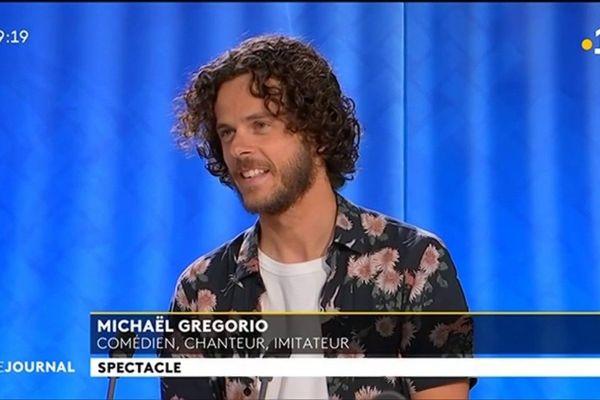 Mickaël Grégorio de retour à Tahiti