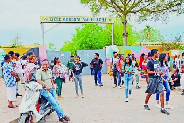 Lycée de Madagascar