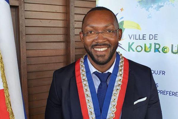 François Ringuet maire de Kourou