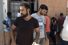 Demandeurs d'asile syriens
