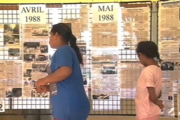 Ouvéa : caravane des commémorations des 30 ans