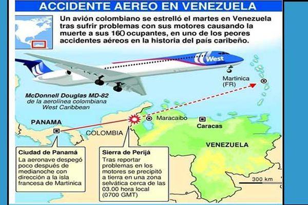 crash aérien 2005