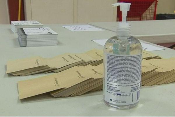 Elections Municipales 2020 : quelles mesures dans les bureaux de vote pour rassurer les électeurs de Saint-Pierre