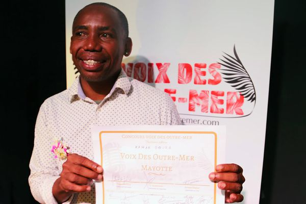Finale nationale Voix des Outre-Mer, Boura Kamar Mayotte