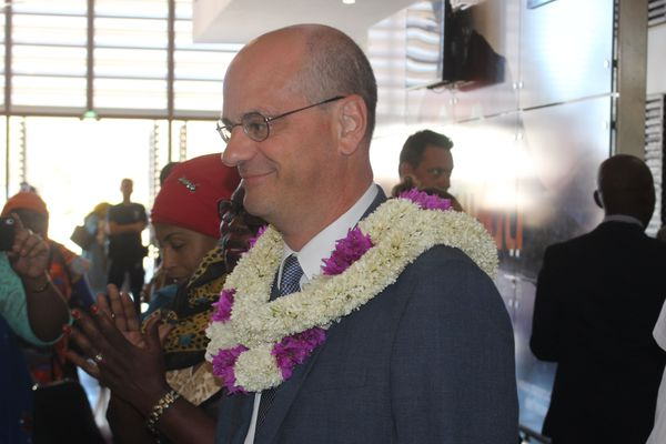 Ministre Education Blanquer
