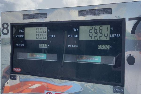 essence détaxée