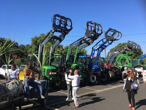 messe agriculteurs sud