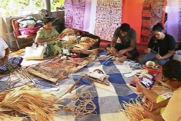Bilan de mission des femmes artisanes mauli lelei en polynésie française
