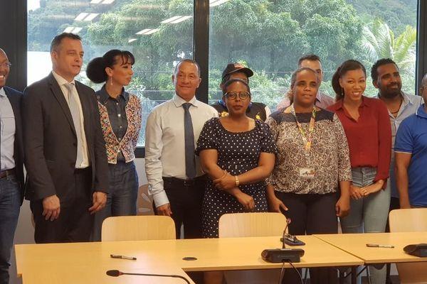 Total signe un chèque de 3 millions d'euros pour la pêche en Guyane