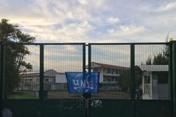 Lycée bloqué