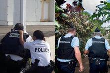 Surveillance de policiers et patrouille de gendarmes (image d'illustration).