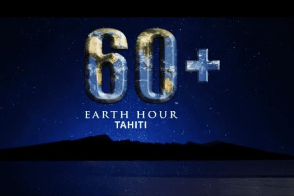earth hour tahiti