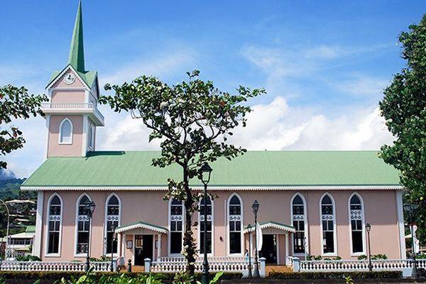 eglise protestante maohi-Paofai