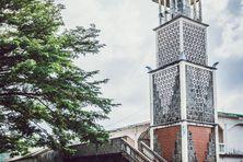 Minaret de la mosquée de Tsingoni