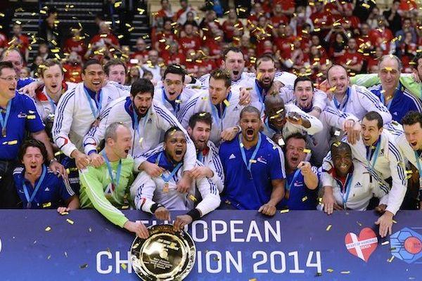 victoire handball