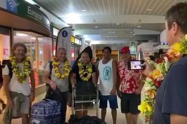 équipe de france de surf