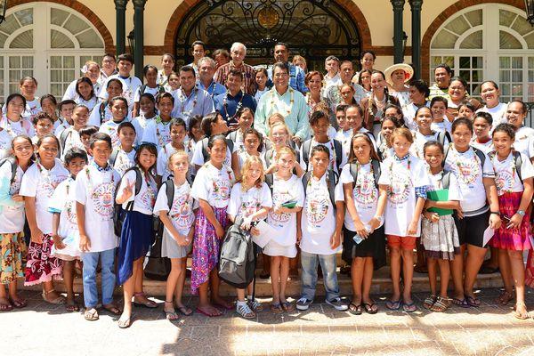 57 représentants junior à l'Assemblée