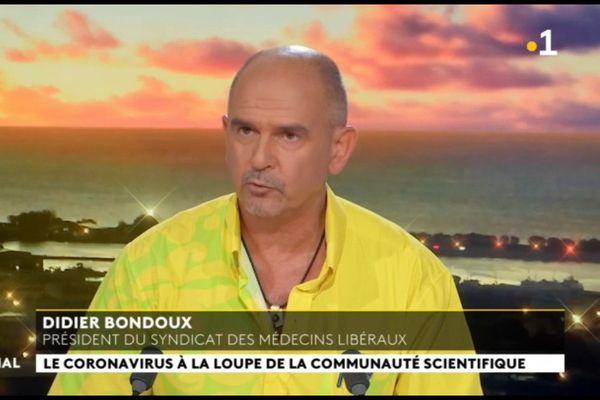 Premier cas de coronavirus en Polynésie, l'éclairage du Dr Didier Bondoux
