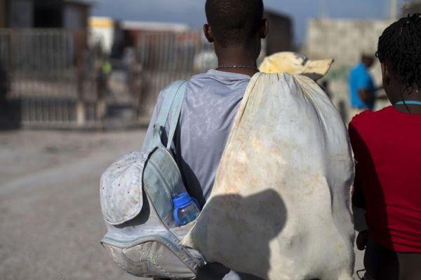 Haïtiens en Colombie