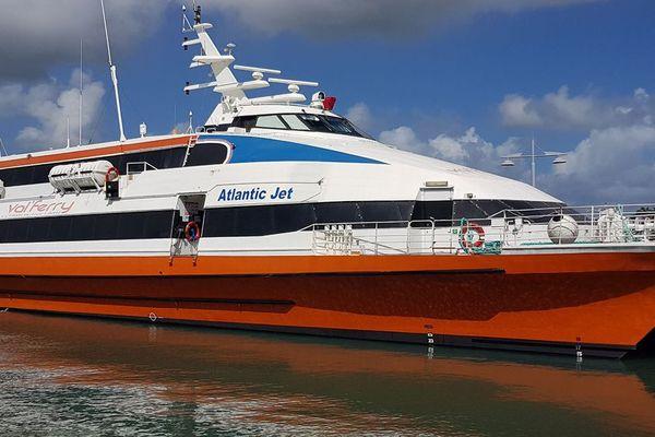 bateau Val'Ferry