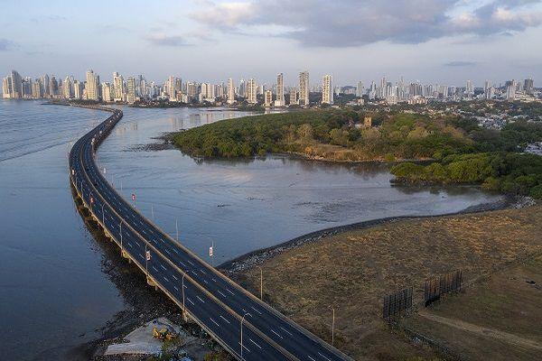 Panama city le 25 mars 2020