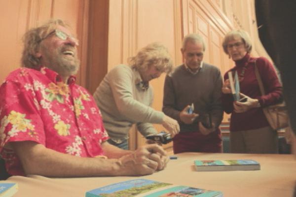 Antoine présente film polynésie