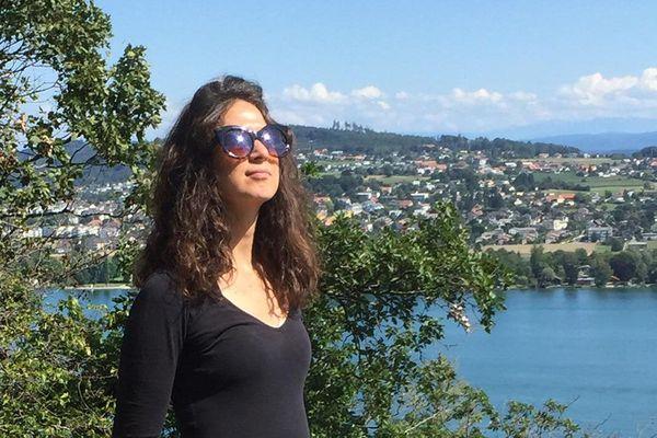 Calédoniens ailleurs : Sarah Urben, une parenthèse entraînante