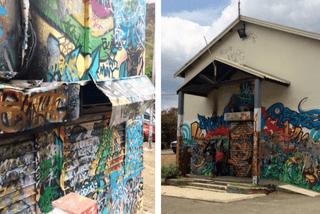 Tindu : local associatif incendié (canva)