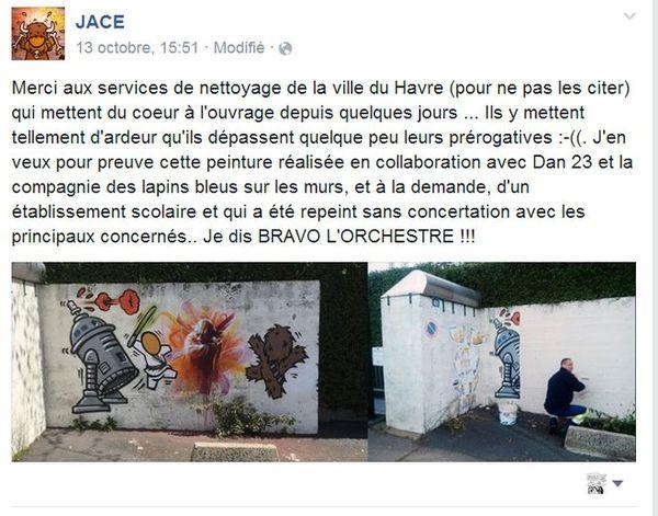 Jace Facebook