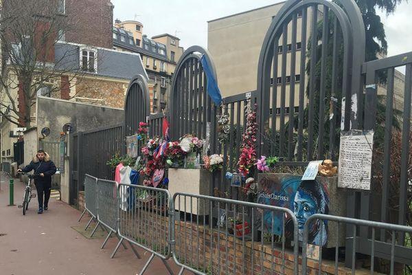 Mémorial Clarissa Jean-Philippe