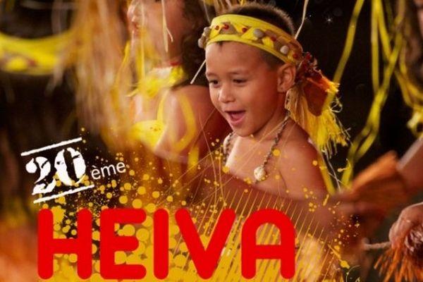 Heiva écoles 2014