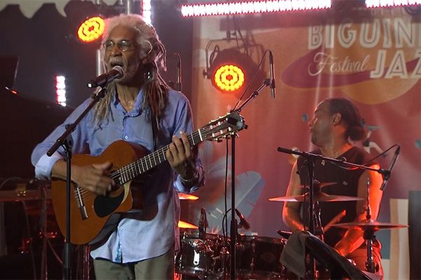 VIDEO. Chris Combette au Biguine Jazz