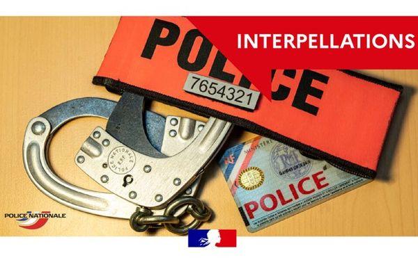 Interpellation - Police nationale de la Guadeloupe