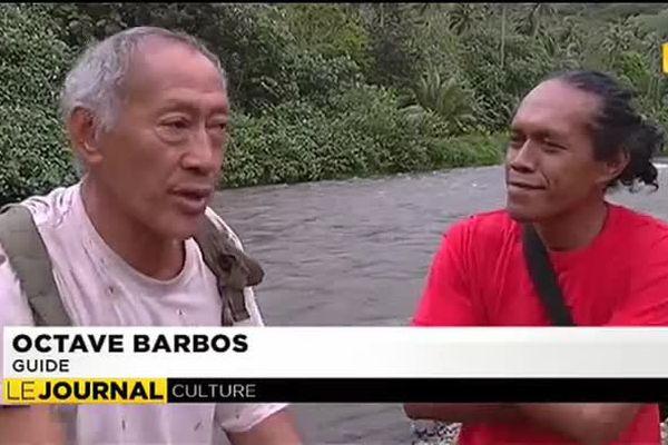 Vallée de Vaiha : Octave Barbos transmet les histoires et légendes de son district
