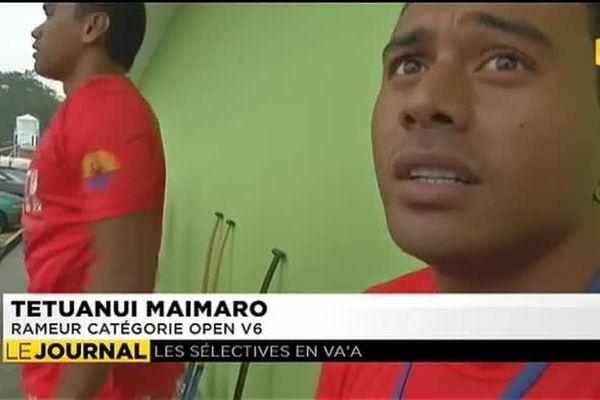 Va'a Rio 2014 : des sélectives mais pas de finales ce jeudi 14 août