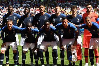 Joueurs de l'Équipe de France