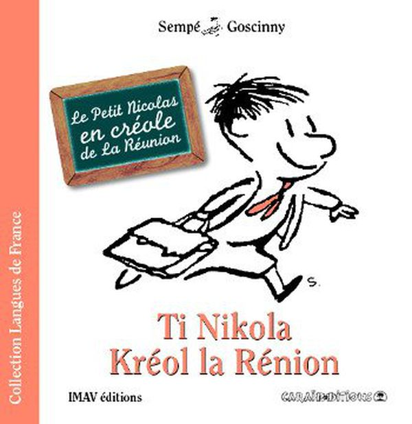 Ti Nikola créole Réunionnais